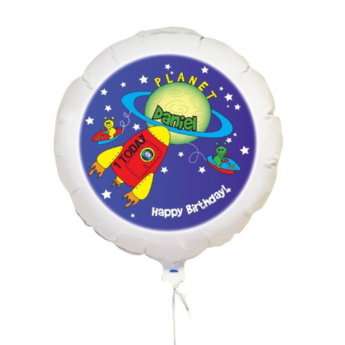 Personalised Space Balloon